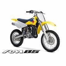 RM 85 Bike 2009
