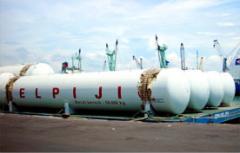 LPG Storage & Transport Tanks