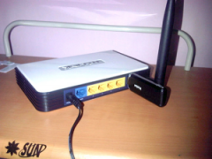 Wireless N Router TP-Link TL-MR3420
