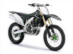 Kawasaki KX 450F Monster Energy Dirtbike
