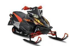 Yamaha Apex RTX Snowmobile