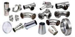 Sanitary Flow Equipment