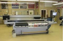 Zund UV Jet 215 Plus Printer