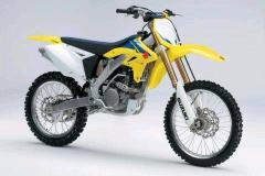 Suzuki RM-Z250 Dirtbike
