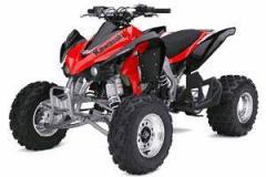 Kawasaki KFX 450R ATV