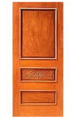 Doors interior wood