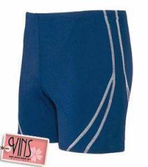 Blue Swimming Shorts