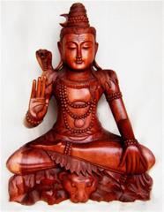 Statue Shiva God