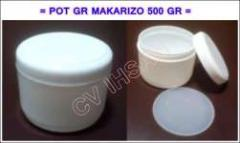Pot Makarizo 500gr