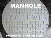 Round manhole production