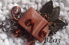 Brooch BZ03