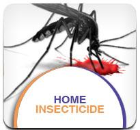 Home Insecticide products