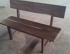 Bench Wood Sonokeling