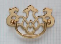 Crown Handle - Antique