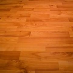 Teak laminating floor