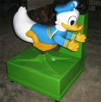 Fiberglass kiddie ride toys