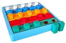 Stake board Geometry toy
