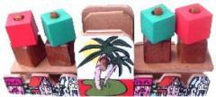 Toy Balance Cubes