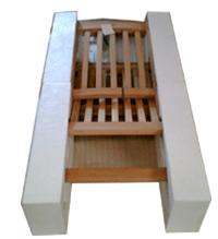 Styrofoam / Gabus Packing Furniture