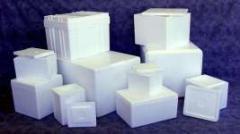 Styrofoam / Gabus Box Ikan