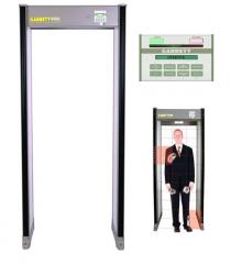 Walk-Through Metal Detector Garrett PD 6500i