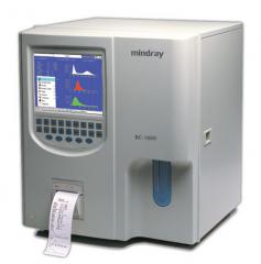 Hematology Analyzer Mindray BC-1800