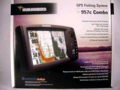 GPS Fishing System Humminbird