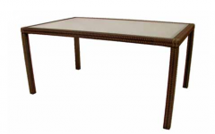 Rect Dining table Indiana
