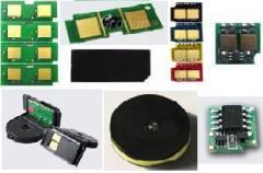 Laser toner Chip Mono & Color