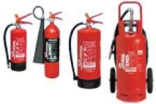 Pyromax fire extinguishers