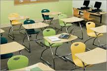 Living classroom furniture