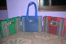 Weaving Craft Bags