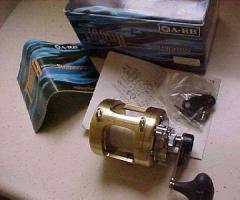 Shimano Tiagra 16 2-Speed Fishing Reel
