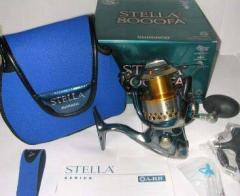 Shimano Stella 8000 FA Spinning Reel