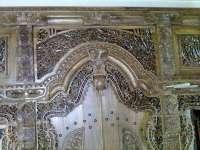 The gate door