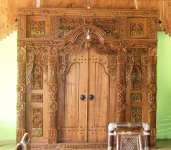 Gebyok doors