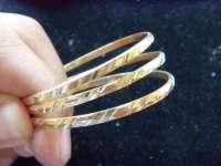 Gold Bracelet  Model G-219