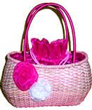 Rattan Ladies Handbag