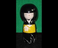 Black Kimono Dolls