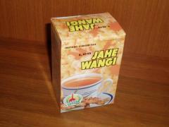 Indonesia Ginger Tea