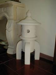 Stone Lamp Collection