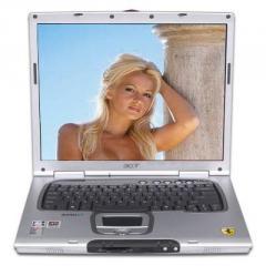 Acer Ferrari 3400LMI 2 GHz Pentium M Athlon 64