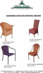 Alumunium Chair