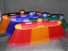 Plastic Brooms Range