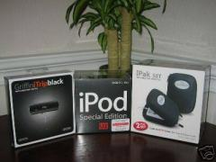 Apple IPOD U2 Color 20gb + Itrip Black + Ipak
