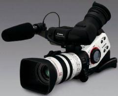 Canon XL2 3 CCD Mini DV Camcorder