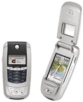 Motorola A780 WORLD Bluetooth 1.3MP Camera Phone
