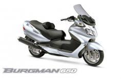 2005 BurgmanTM 650 Scooter