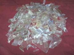 Plastic Scrap PVC Clear