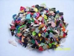 Plastic Scrap HIPS Сolor